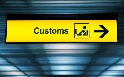 Customs: Trading with a Third Country
