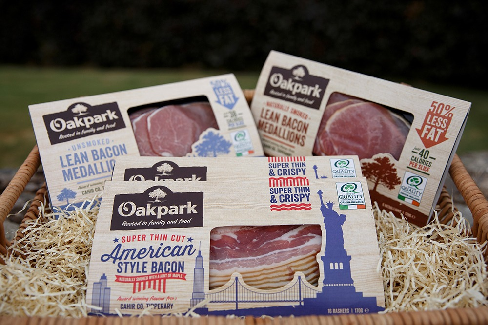 Oakpark Foods meat products