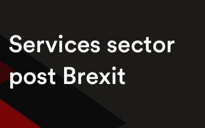 Services sector post Brexit