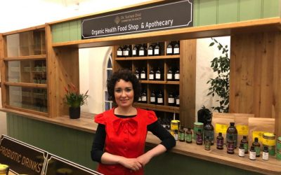 Dr Suraya Diaz: Taking a healthy approach to customs